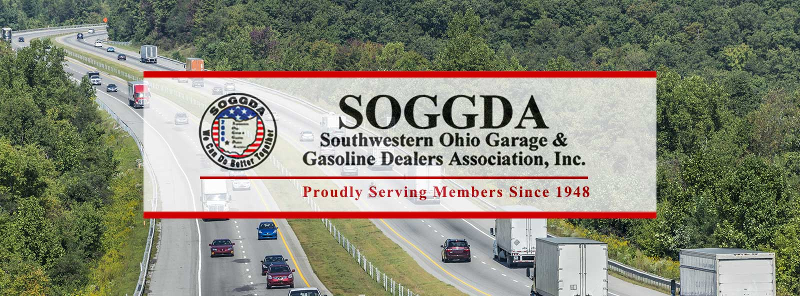 We are a SOGGDA Association Member